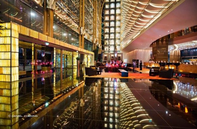 Meydan Hotel.