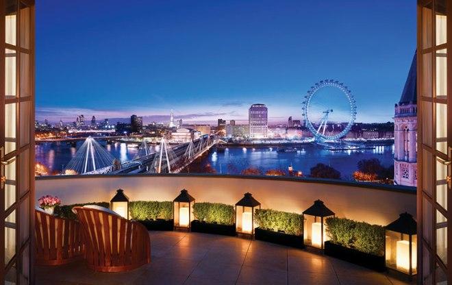 CORINTHIA HOTEL, LONDRA, ANGLIA