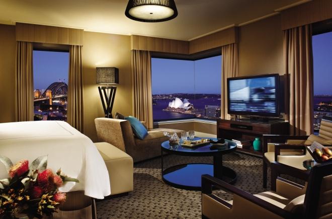 FOUR SEASONS HOTEL, SYDNEY, AUSTRALIA
