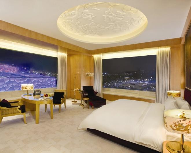 PANGU 7 STAR HOTEL, BEIJING, CHINA