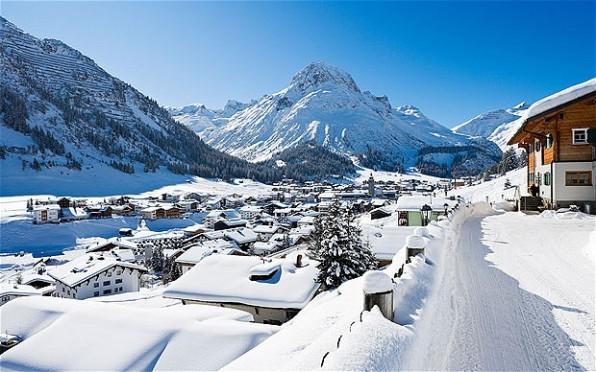 Lech-Austria
