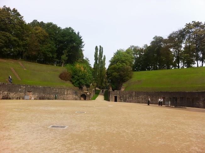 amfiteatrul din Trier