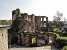 Imperial Baths in Trier