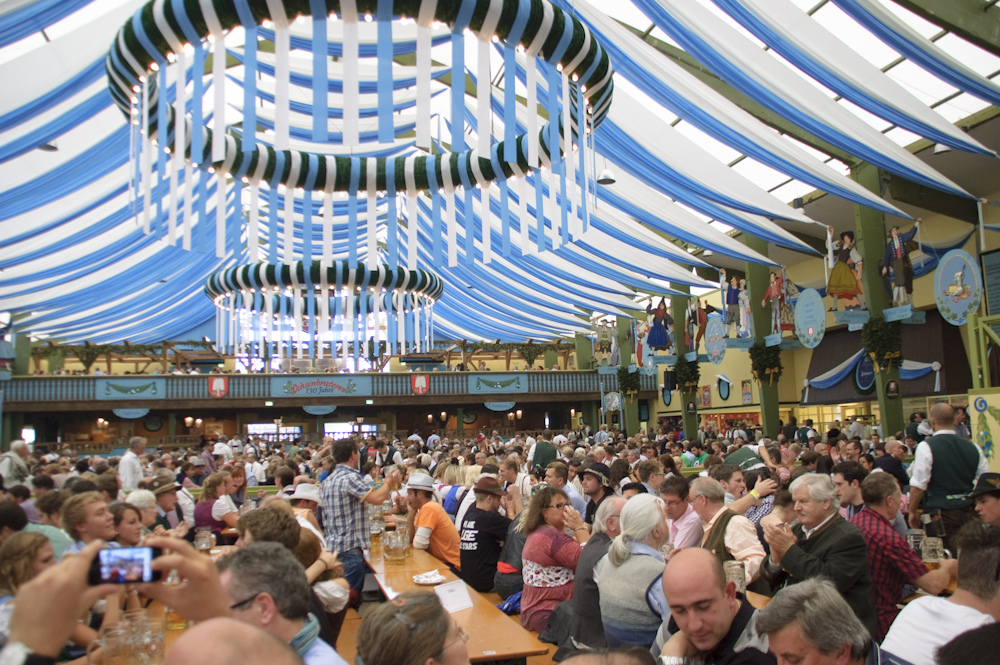 Oktoberfest-Munich-Germany