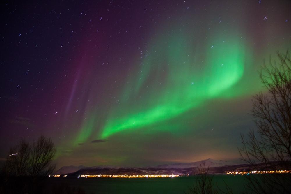 Tromso, aurora
