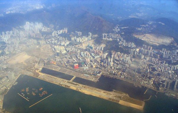 Kai Tak, Hong Kong