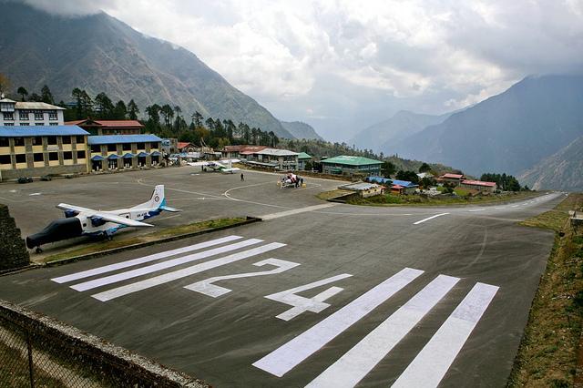 Tenzing-Hillary Lukla, Nepal